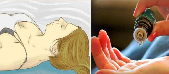 Vrei sa dormi bine la noapte Foloseste 1-2 picaturi din aceste substante si vei dormi neintors!
